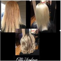 "TRANSFORMATION W/COLOR ""AMAZING RESULTS IN THE END""!"